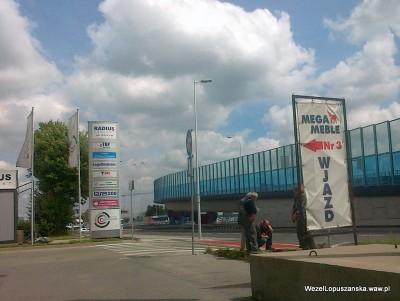 2012.07.13 - Węzeł Łopuszańska Warszawa